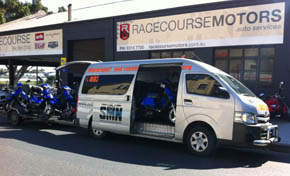 SMN - Sydney motorcycle transport and rescue